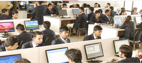 B Tech Computer Science And Engineering Course in Park-iii
