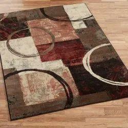 KMC Carpet Rectangular Floor Rugs, for Hotel, Packaging Type: Packet