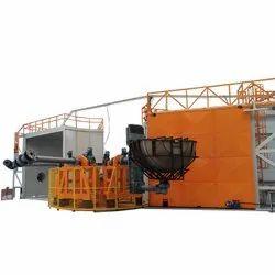 Carousel Rotational Moulding Machine
