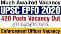 Superb Epfo Enforcement Officer 2020 Books Study Material At