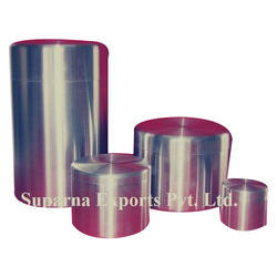 Vitamin Products Pills Aluminum Canister