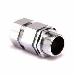 Brass 35MM Double Compression Gland-HMI