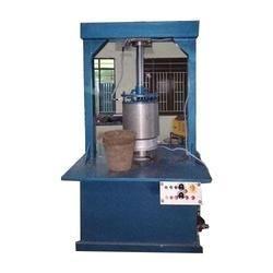 Electric Coir Pot Making Machine