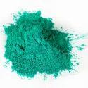 Green Satin Inorganic Pigment