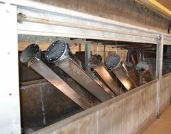Road Crash Barriers Galvanizing Plant
