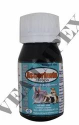 ASCORBWIN DROPS VITAMIN C 30ML
