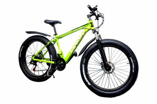 d1d2d08bb0d Cosmo Fat Bike 26X4 Fully Alloy Gear Disk Break Shocker, Rs 11500 ...