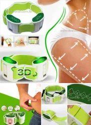 Body Vibra Spiral Massage Machine