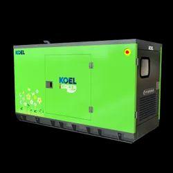 40 kva kirloskar i green Silent diesel generator set