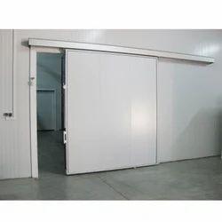 Cold Storage Sliding Doors