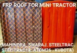 Mini and Messy Tractor Roof Canopy ( Only Roof )
