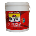High Gloss Berger Weathercoat Exterior Wall Paint, Packaging Type: Bucket