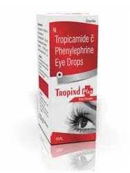 Tropicamide & Phenylephrine Eye Drops