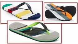 EVA and Rubber Daily Wear Men Hawai Slipper, Size: 5 To 10
