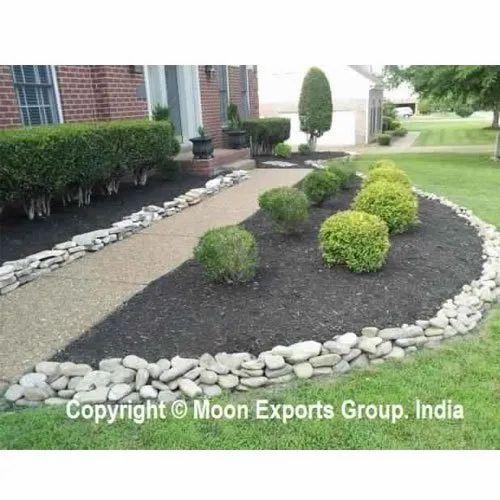 Landscape Design Pebbles Stone
