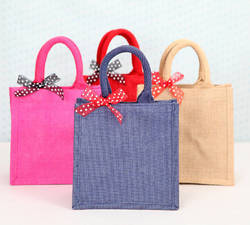 Make Your Own Jute Bags