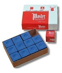 Master chalk Blue 12 pcs