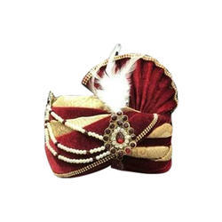 Fancy Wedding Turban