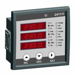 Control Panel Meter