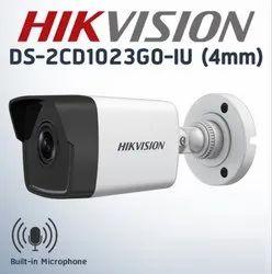 Hikvision DS-2CD1023G0-IU IP Bullet Camera