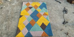 Hand Made Tuftted Carpets