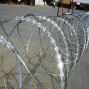 Fencing Razor Tape Concertina Coil
