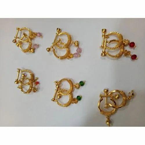 Baby Gold Earrings