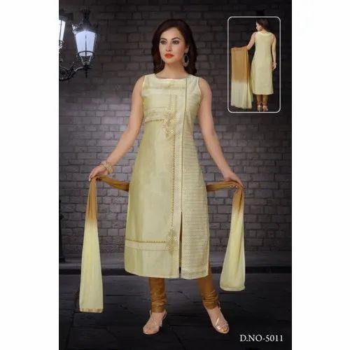 Party wear Ladies Cotton Formal Salwar Kameez