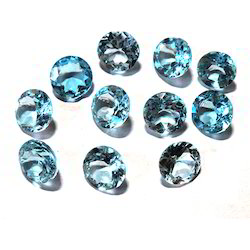 Loose Gemstones Blue Topaz