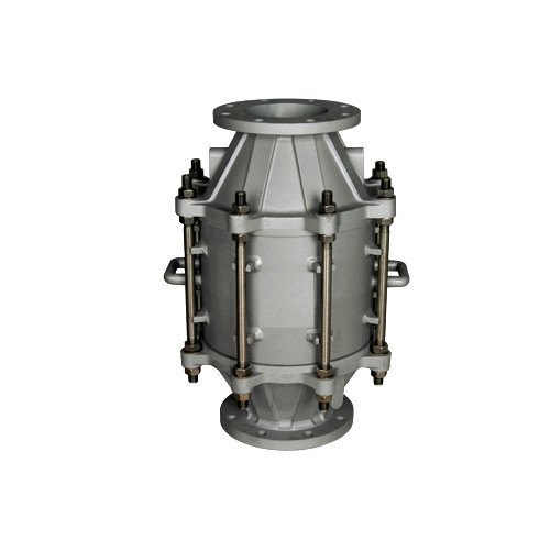 Certified & Proto Type Tested SS Flame Arrestor