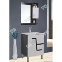 24 Inch PVC Transitional Bathroom Vanities Cabinet