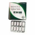 Metformin HCl and Voglibose Tablets