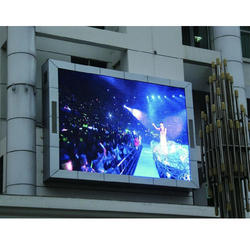 HD Outdoor LED Display Screen