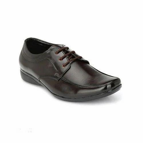 Men Lace Up Lightweight Formal Shoes
