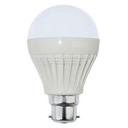 Cool daylight B22 PP Series LED Bulb, 5000-6500 K, for Home