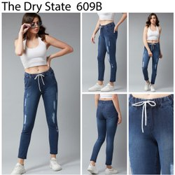 Women Denim Jogger