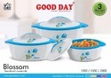 Blossom 3 PC Family Set Insulated Casserole