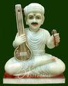 Marble Tukaram Statues
