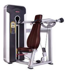 OnTrackYou Commercial Shoulder Press Machine, Size: 1920 X (w)1450 X (h)1620 Mm, Model Name/Number: SOTY-003