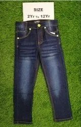 Blue Denim Kids Jeans