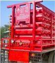Hydrogen Gas Cylinder Skid