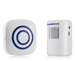 Touchless Sensor Doorbell