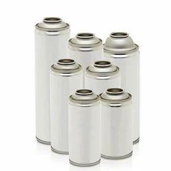 3 Piece Aerosol Cans