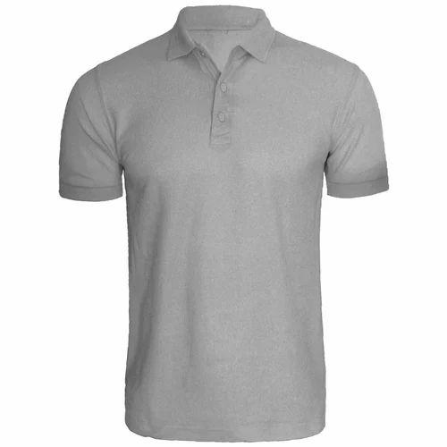 c3232da03fd Cotton Plain Polo Mens Wear - Polo T Shirt