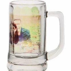 Designer Glass Beer Mug