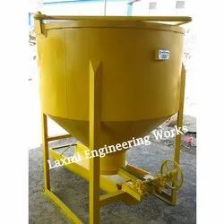 Funnel Type Concrete Bucket