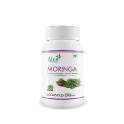 Moringa Capsules Moringa Herbal Capsule Latest Price