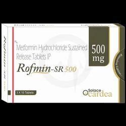 Metformin Hydrochloride 500mg