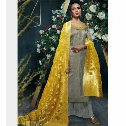 c7147c666e Vig Enterprises Ladies Designer Salwar Suit, Rs 2200 /piece | ID ...