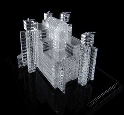 Perspex Cover For Building Model